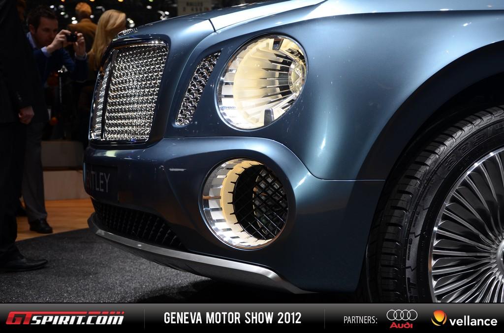 Компания Bentley показала свой новый…