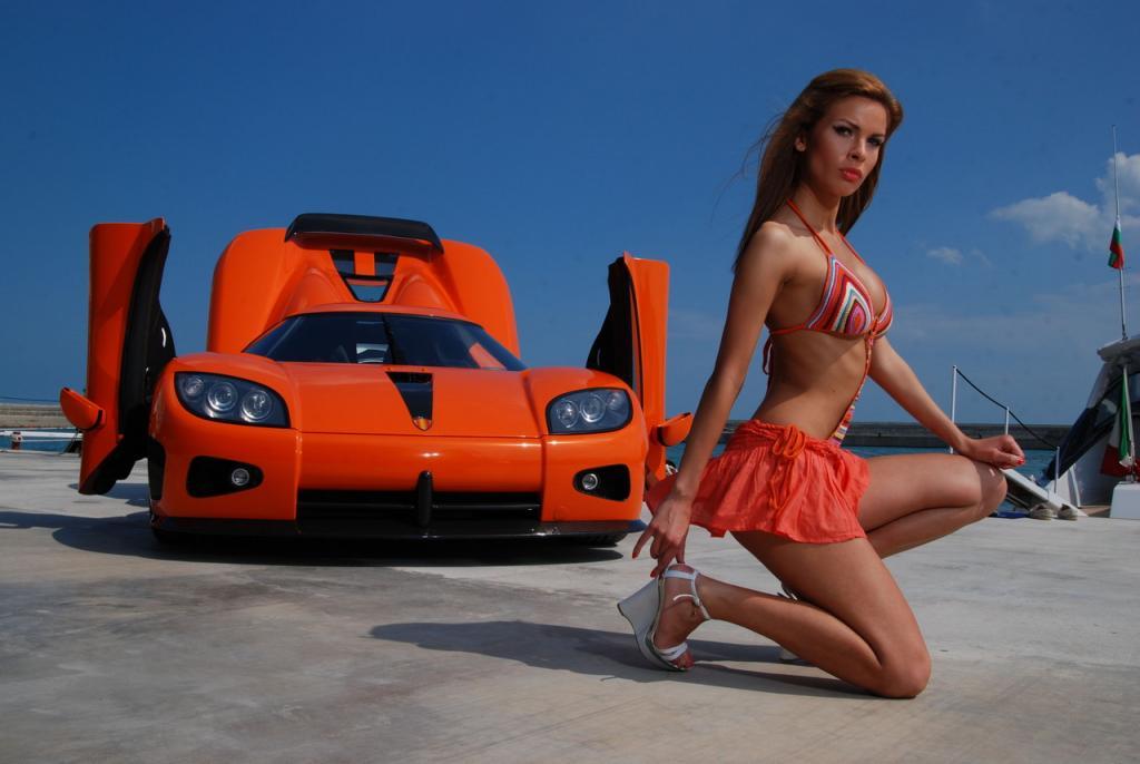 девки и авто супер фото