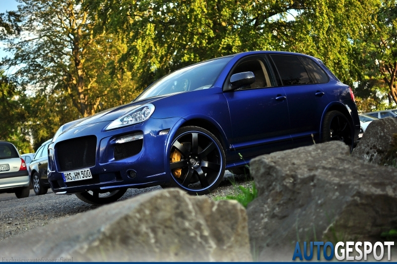 Porsche Cayenne Turbo 957 ENCO Exclusive